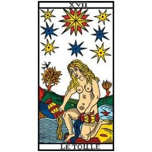 l'étoile tarot signification