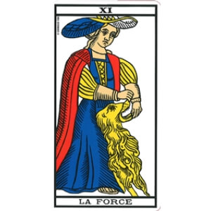 la force tarot signification