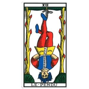 le pendu tarot signification